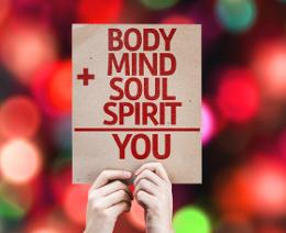Therapie für Körper, Geist und Seele im Einklang